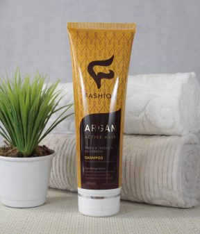 Shampoo argan active hair