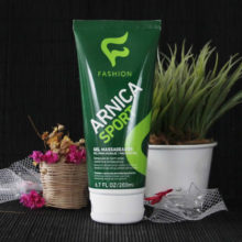 Gel massageador arnica sport Fashion